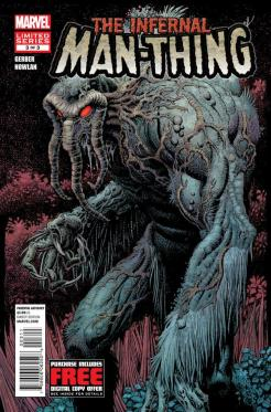 The Infernal Man-Thing #3