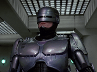 Robocop from the 1987 hit movie