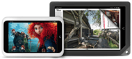 Nook HD and Nook HD+ readers