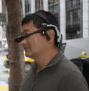 Motorola HC1 hands-free wearable computer