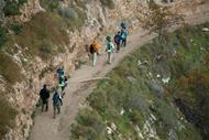 Google Street View Trekker in the Grand Canyon