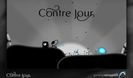 Contre Jour game ported to HTML5