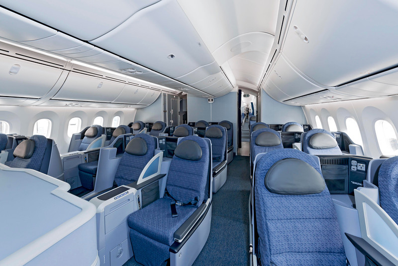 Boeing's state-of-the-art 787 Dreamliner is now officially in
