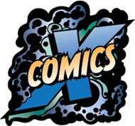 Comicology comic book app logo