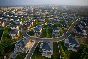 Vacant Chinese Ghost City