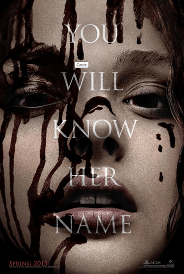 Carrie 2013 - You will know her name