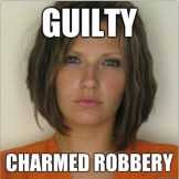 Attractive Convict - Guilty - Charmed Robbery