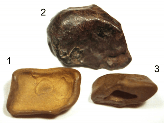 Possible Tunguska meteorite fragments discovered by Russian mineralogist