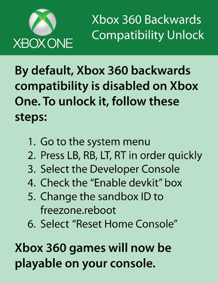 Fake 4chan Xbox One instructions will brick your new system