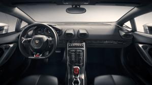 2015 Lamborghini interior