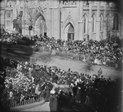 Frame 8 of 8 - Lincoln funeral procession