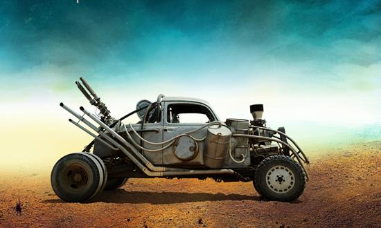 Mad Max: Fury Road's FDK auto