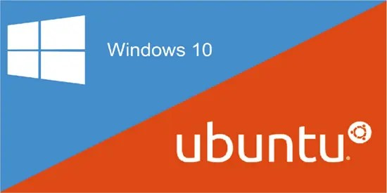 Windows 10/Ubuntu logos - YouTube