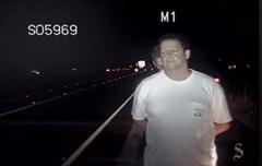 Dashcam video arrest of Hays County David Glickler for DWI