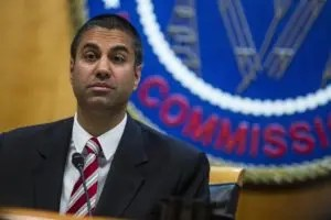 "FCC Chairman Ajit Pai - aka ""The Dolt"""