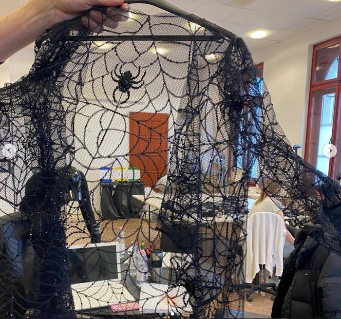 The Munsters Shawl