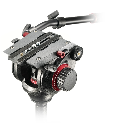 Manfrotto 504HD Pro Fluid Video Head Front View.jpg