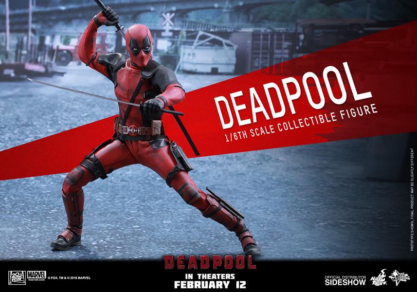 Deadpool SideShow