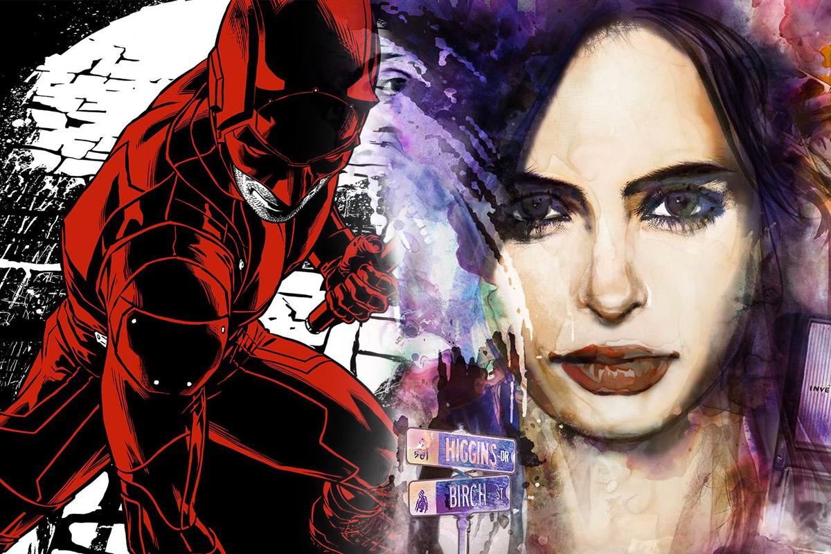 Daredevil Jessica Jones