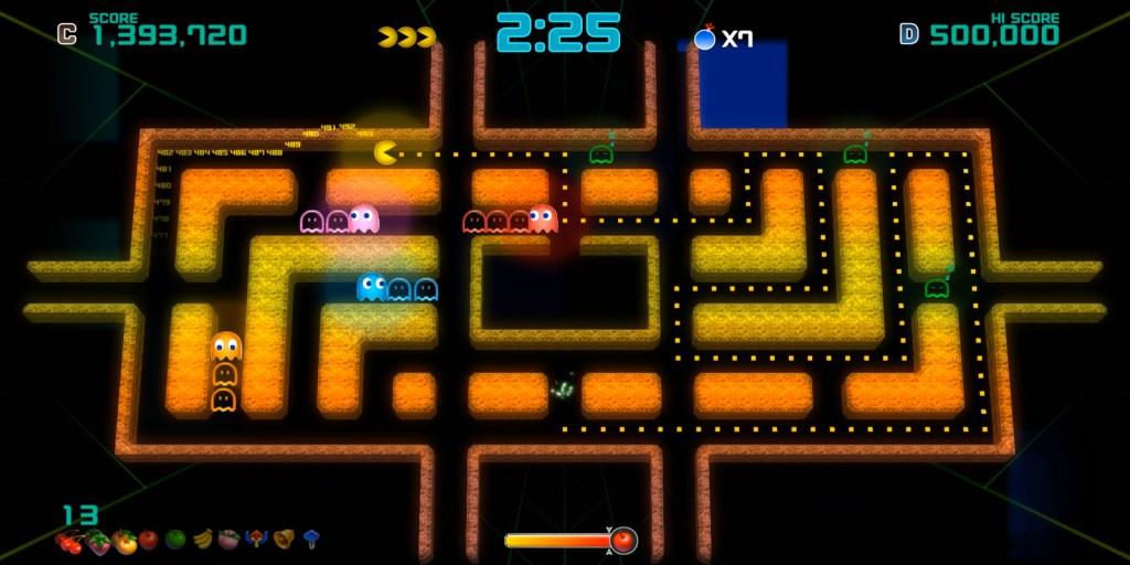 Pac-Man Championship Edition 2