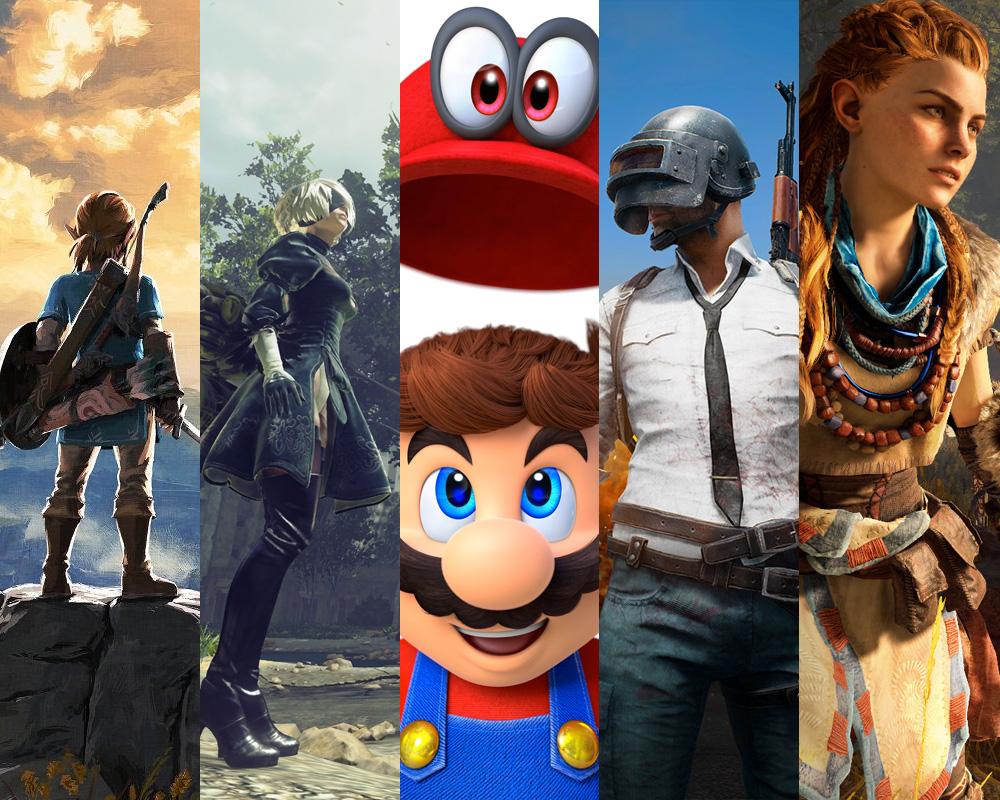 Game of the Year 2017 - Geeks Magazine