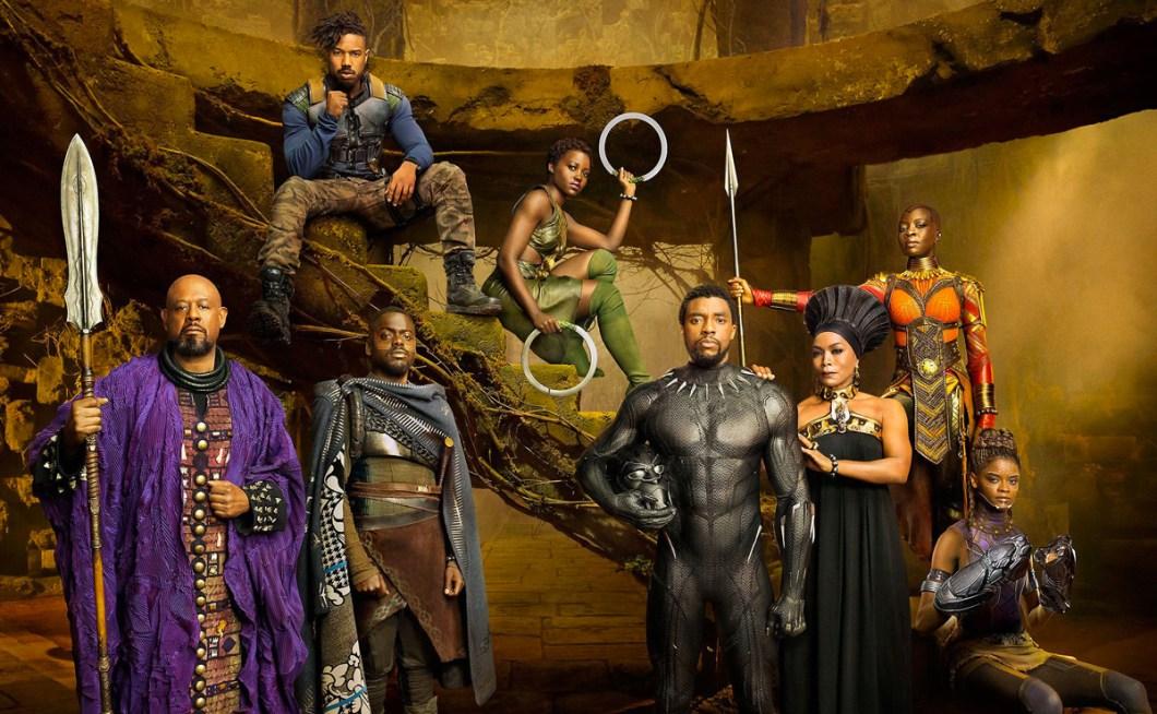 Black Power - Black Panther