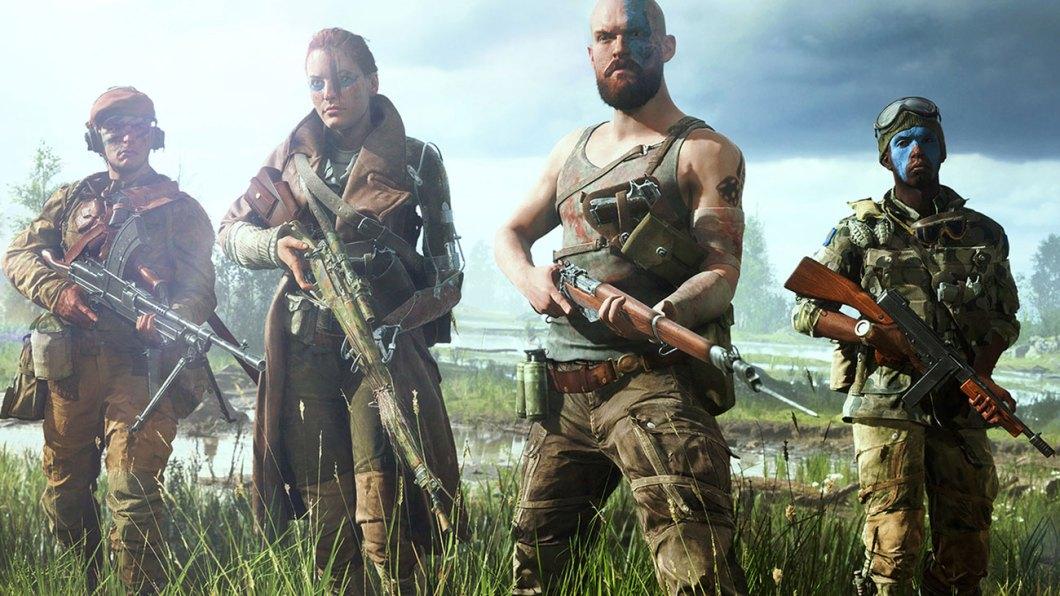 Battlefield V - Kratos