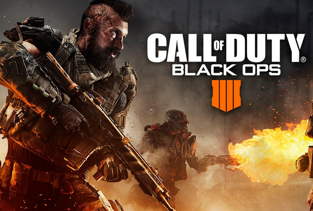 Call Of Duty: Black Ops 4 - Tavo Rojas