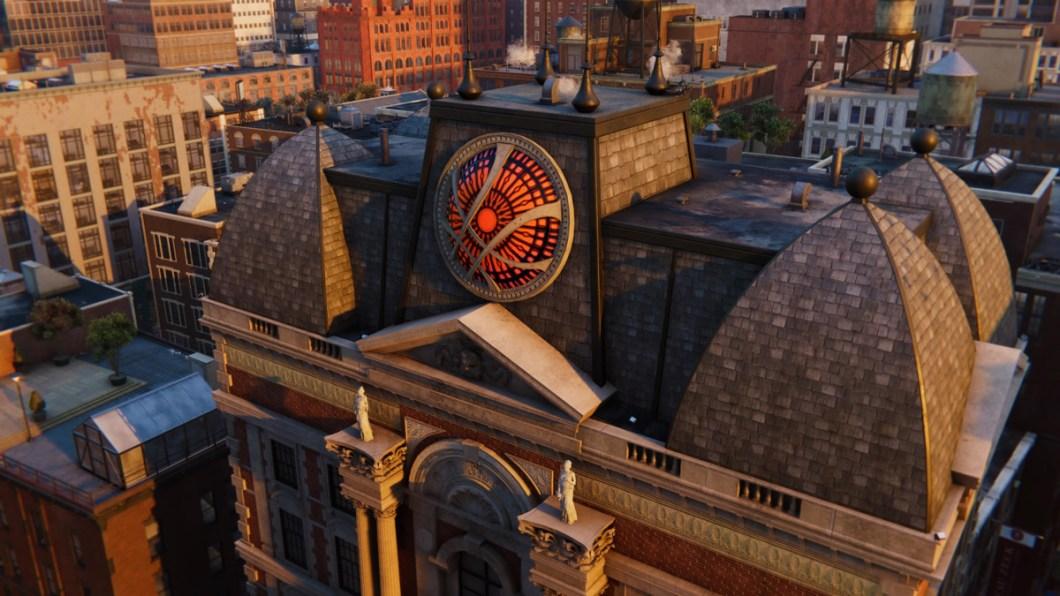 Spider-Man - Sanctum Sanctorum