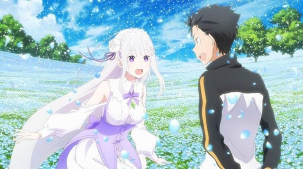 Isekai anime: RE: Zero
