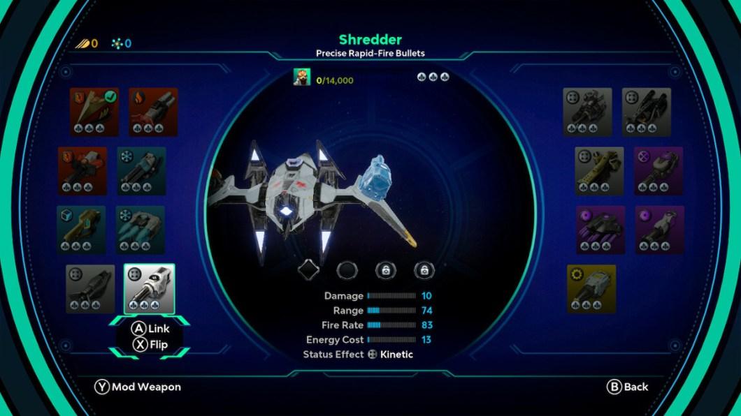 Starlink: Battle For Atlas - Set de Armas