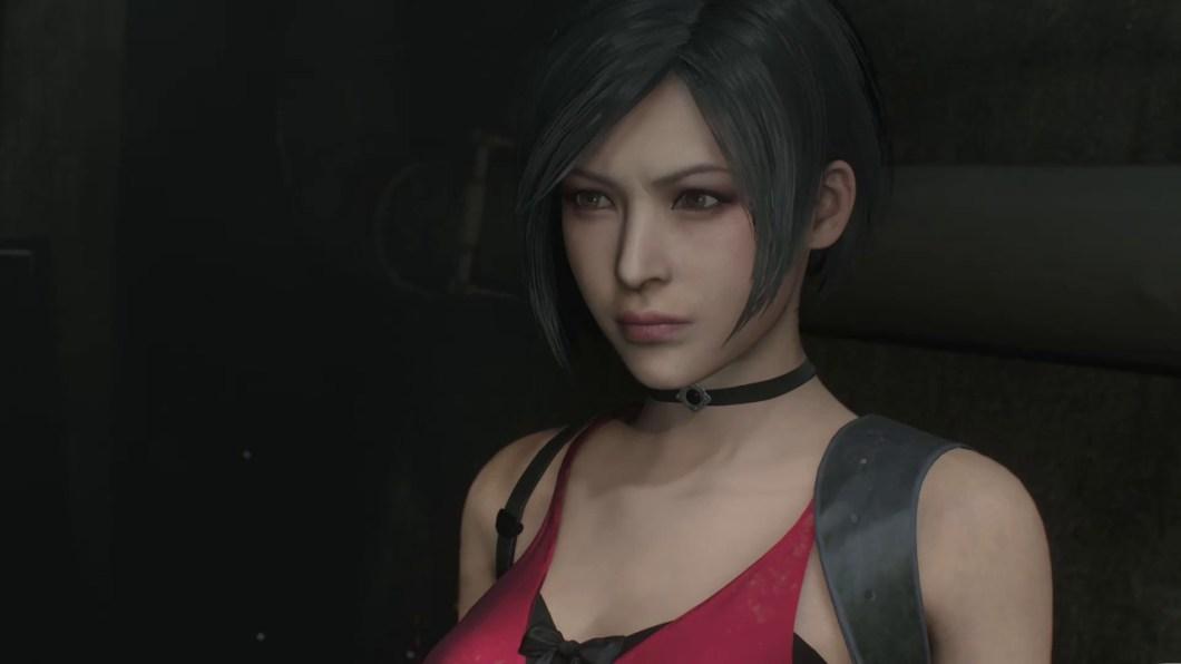 Resident Evil 2 Remake - Ada Wong.