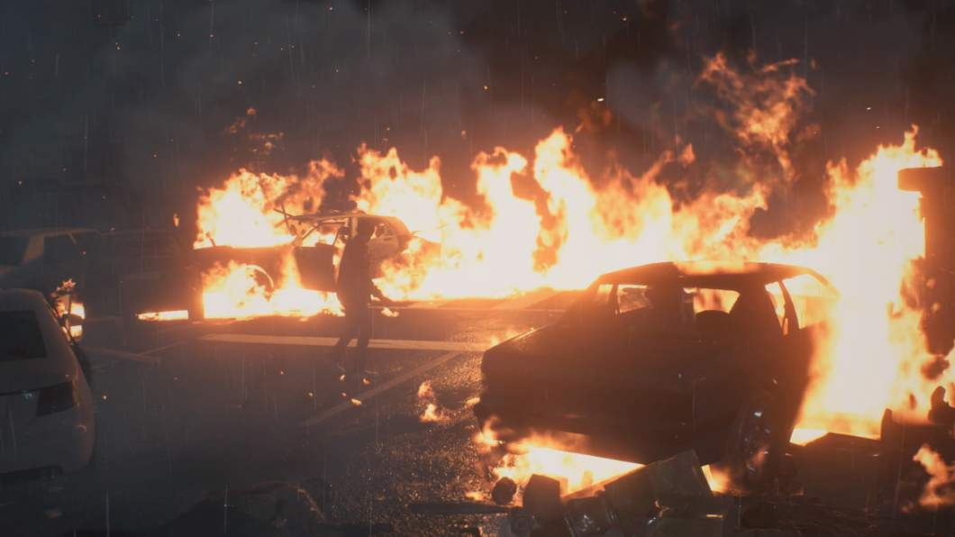 Resident Evil 2 Remake - Realismo gráfico