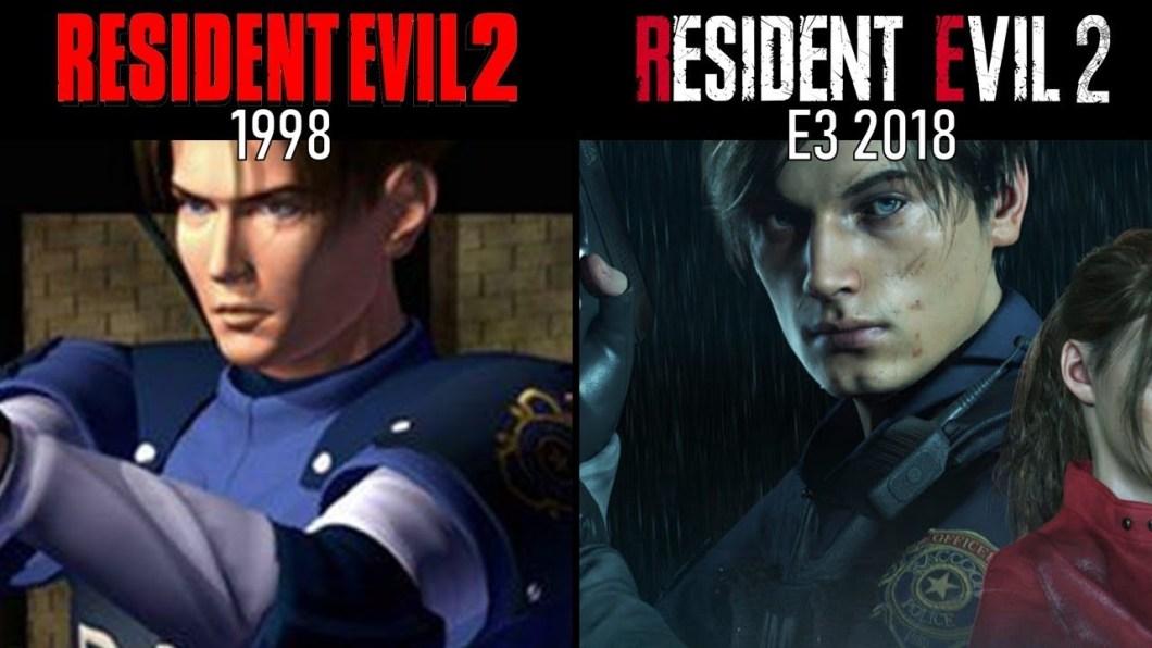 Resident Evil 2 Remake - Cambios y comparaciones.