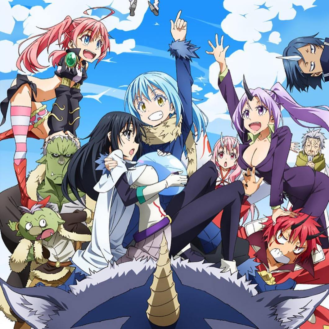 That time I Got Reincarnated as Slime