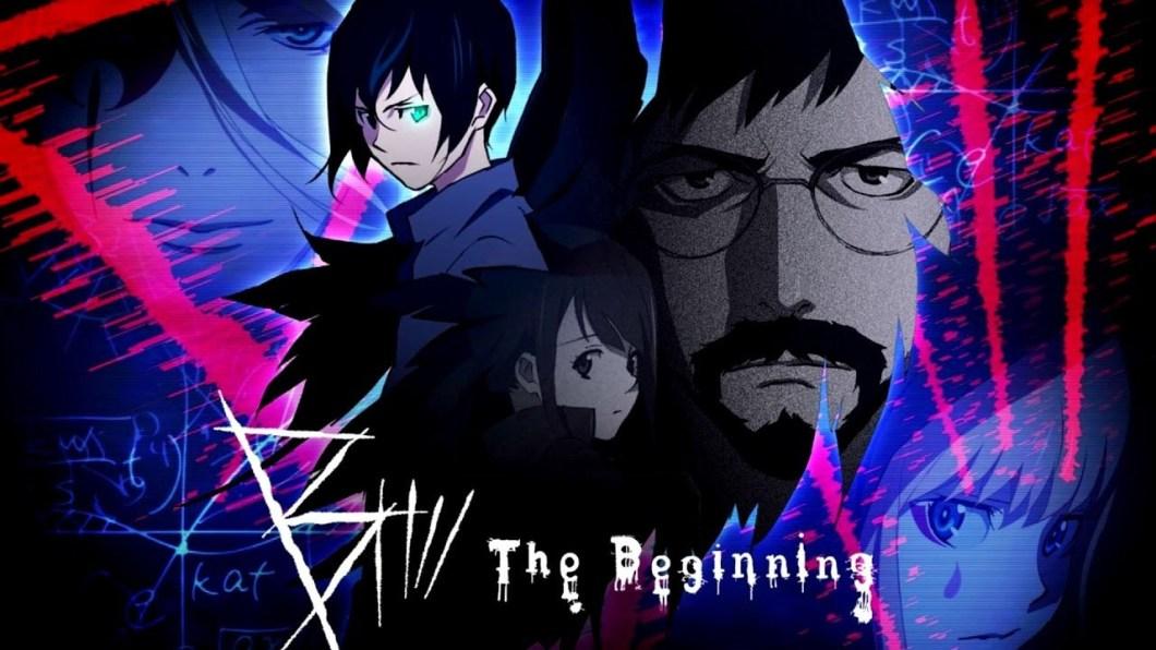 B: The Beginning - Anime en Netflix