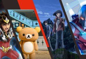 Anime en Netflix