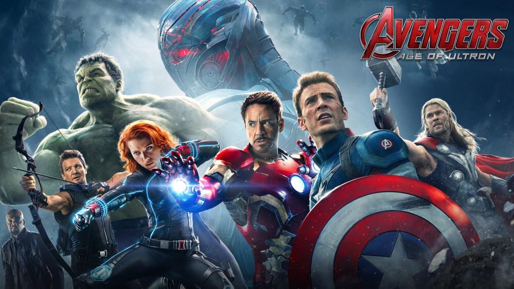 Avengers: Age of Ultron - MCU Fase 2.