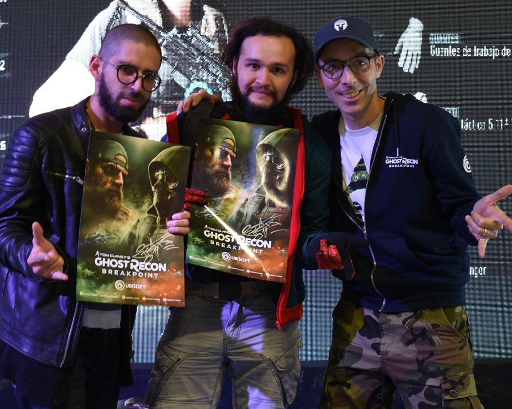 Nuestra Entrevista a Jonathan Gringas - Ghost Recon Breakpoint
