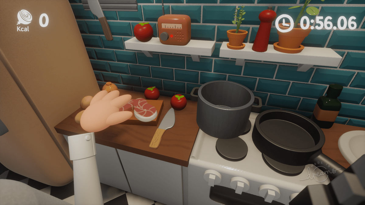 Reseña Dreams - PlayStation 4 - Southpaw Cooking
