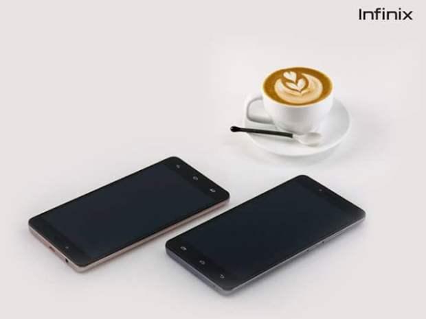 Infinix Hot3 4G LTE