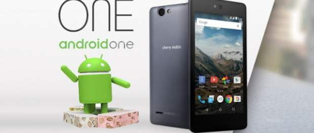 Android 7.0 Update For Android One Device