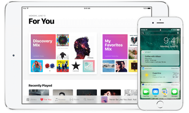 How to update iPhone and iPad to iOS 10
