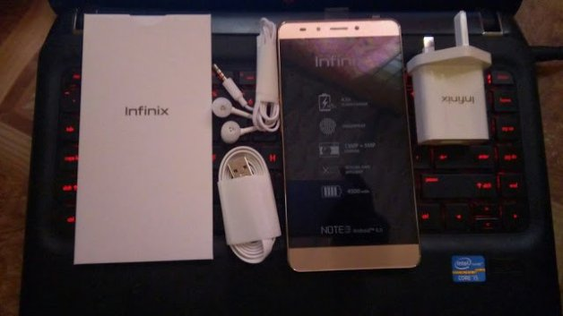 note 3 unboxing