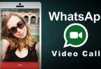 How to make Whatsapp video call