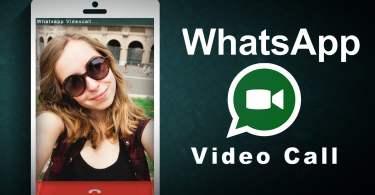 How to make Whatsapp video call