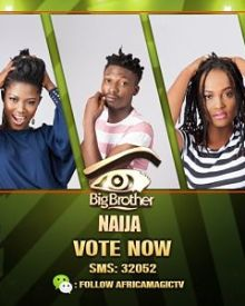 How to vote your favorite BBNaija housemate via sms or wechat