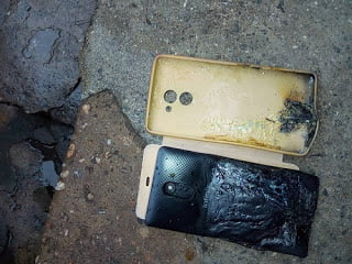 How to spot fake Infinix Hot 4