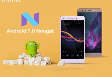Download Infinix Hot 4 Pro Nougat Beta 2 Update