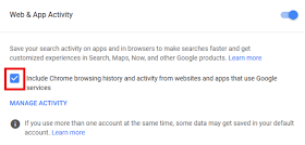 How to Delete Everything Google knows and keep about your Online Activities